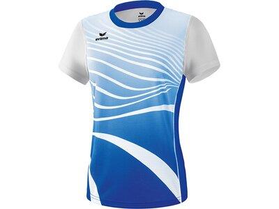 ERIMA Damen T-Shirt Blau