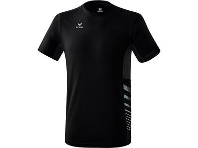 ERIMA Running T-Shirt Race Line 2.0 Schwarz