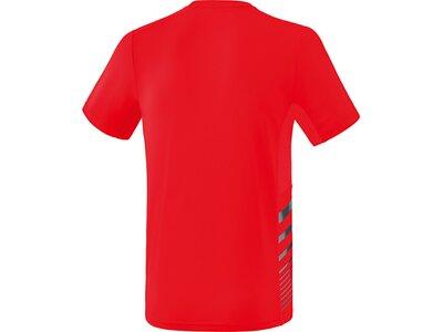 ERIMA Running T-Shirt Race Line 2.0 Rot