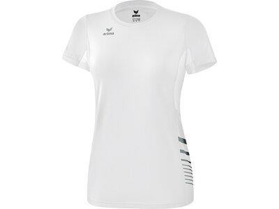 ERIMA Damen Running T-Shirt Race Line 2.0 Weiß