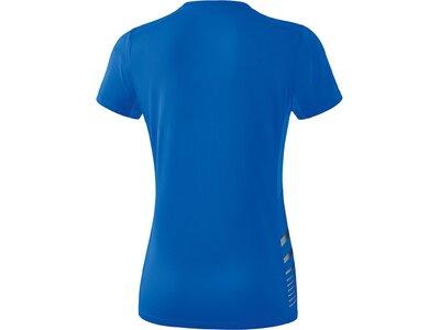 ERIMA Damen Running T-Shirt Race Line 2.0 Blau