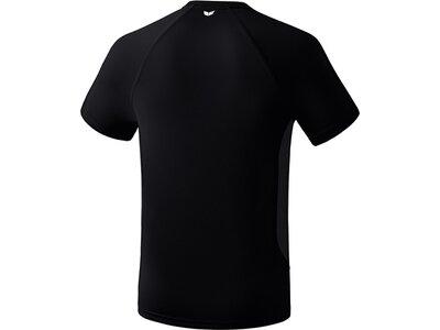 ERIMA Herren PERFORMANCE T-Shirt Schwarz