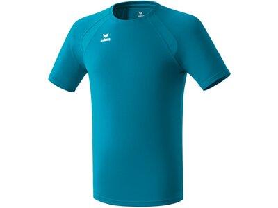 ERIMA Kinder PERFORMANCE T-Shirt Blau