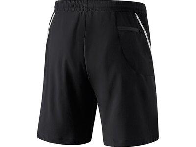 ERIMA Herren Running Shorts Schwarz
