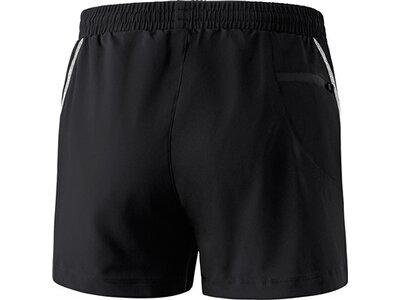 ERIMA Damen Running Shorts Schwarz