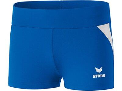 ERIMA Damen Hotpants Blau