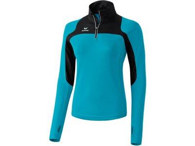 ERIMA Damen Race Line Running Longsleeve Blau