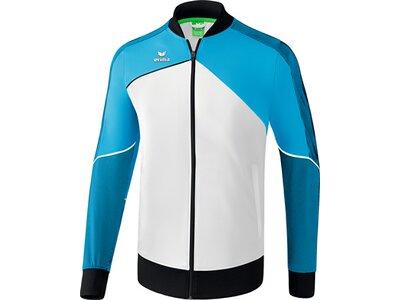 ERIMA Fußball - Teamsport Textil - Jacken Premium One 2.0 Präsi-Jacke Kids Hell Weiß