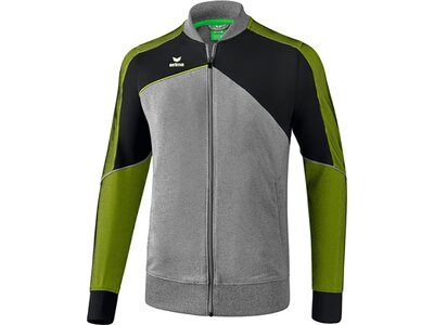 ERIMA Fußball - Teamsport Textil - Jacken Premium One 2.0 Präsi-Jacke Kids Hell Grau