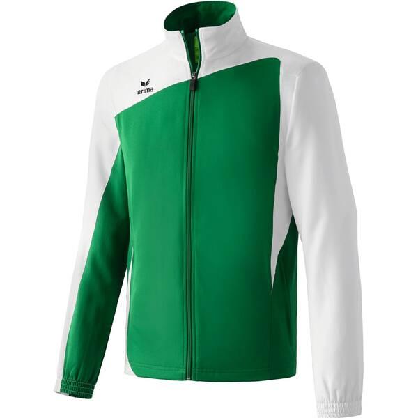 Erima Damen Jacke CLUB 1900 Präsentationsjacke Grün