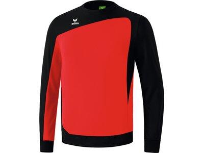 Erima Kinder Sweatshirt CLUB 1900 Trainingssweat Rot