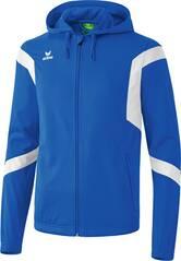 Erima Erwachsene Jacke Classic Team Trainingsjacke mit Kapuze