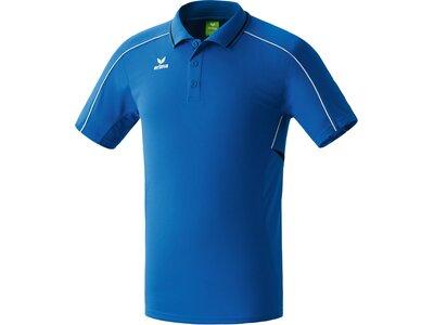 Erima Damen Poloshirt GOLD MEDAL Poloshirt Blau