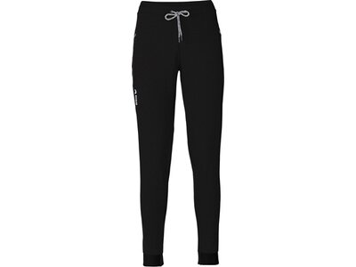 Erima Damen Jogging Pant light schwarz