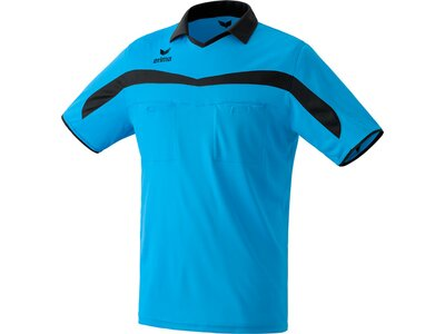 Erima Kinder Sweatshirt GRAFFIC 5-C KAPUZENSWEAT Blau