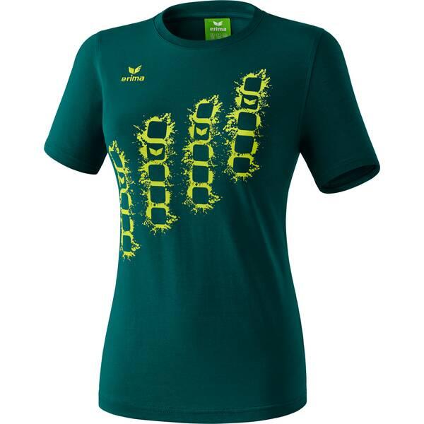 ERIMA Damen GRAFFIC 5-C T-Shirt