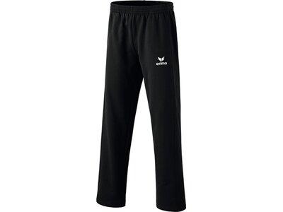 Erima Kinder Short CLASSIC 5-CUBES Basic Sweatpant kurz schwarz