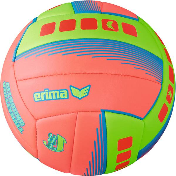 ERIMA ALLROUND VOLLEYBALL Orange