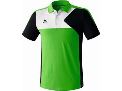 ERIMA Kinder Premium One Poloshirt Grün