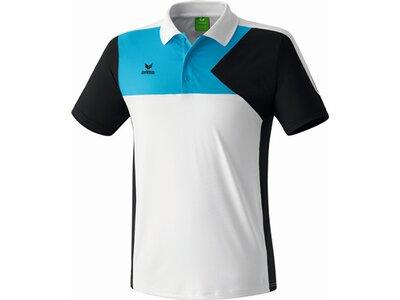 ERIMA Herren Premium One Poloshirt Grau
