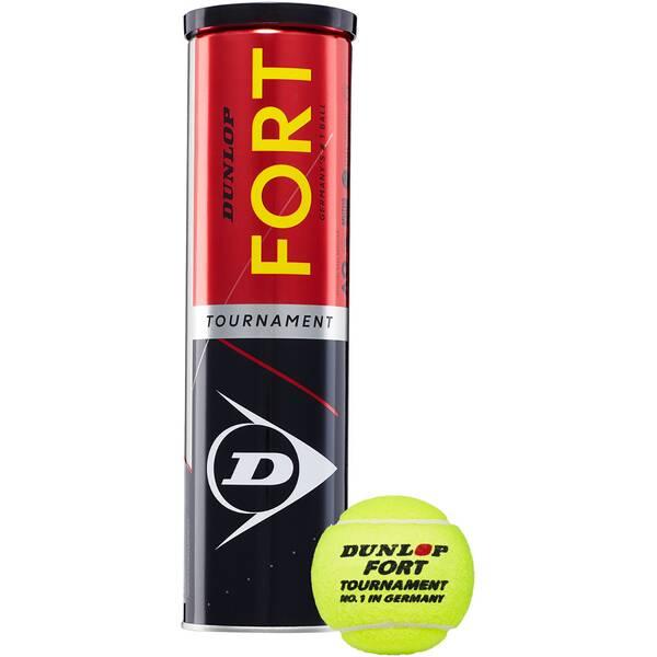 DUNLOP Tennisball DUNLOP FORT TOURNAMENT