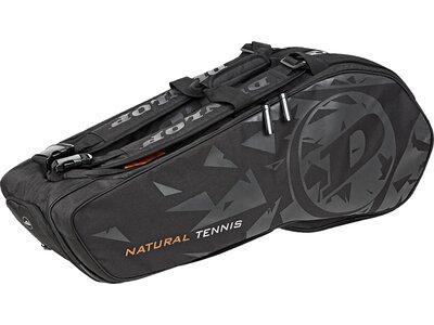 DUNLOP Tasche NT 8 Racket Bag Schwarz