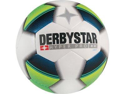 DERBYSTAR Ball Hyper Pro Light Weiß