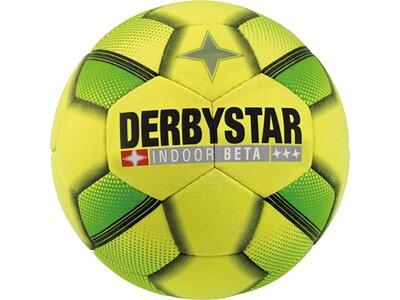 DERBYSTAR Ball Indoor Beta Gelb