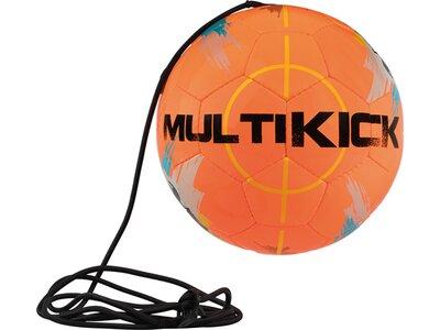 DERBYSTAR Ball Multikick Pro Orange