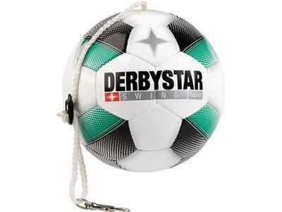 DERBYSTAR Equipment - Fußbälle Swing Heavy Pendelball Weiß