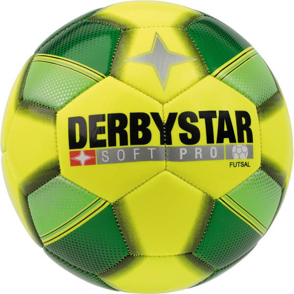 DERBYSTAR Ball FB-FUTSAL SOFT PRO