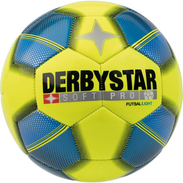 DERBYSTAR Ball FB-FUTSAL SOFT PRO LIGHT