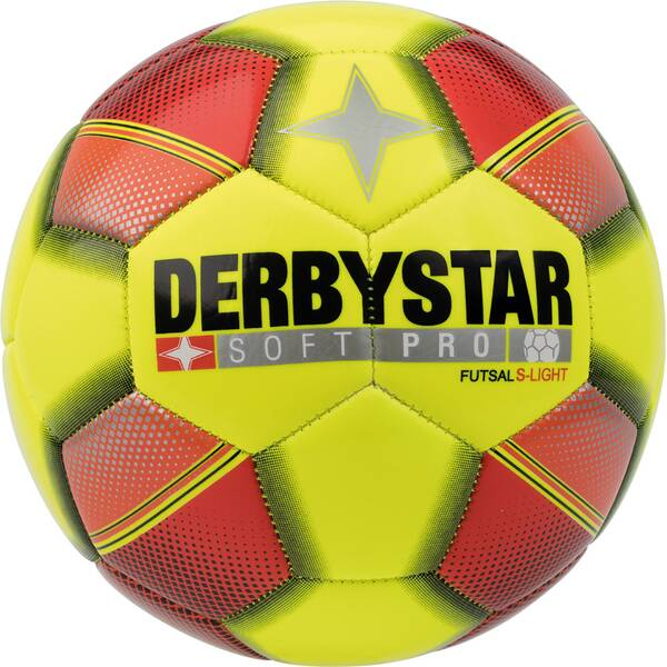 DERBYSTAR Ball FB-FUTSAL SOFT PRO S-LIGHT