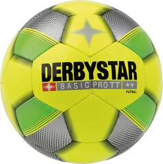 DERBYSTAR Ball FB-FUTSAL BASIC PRO TT
