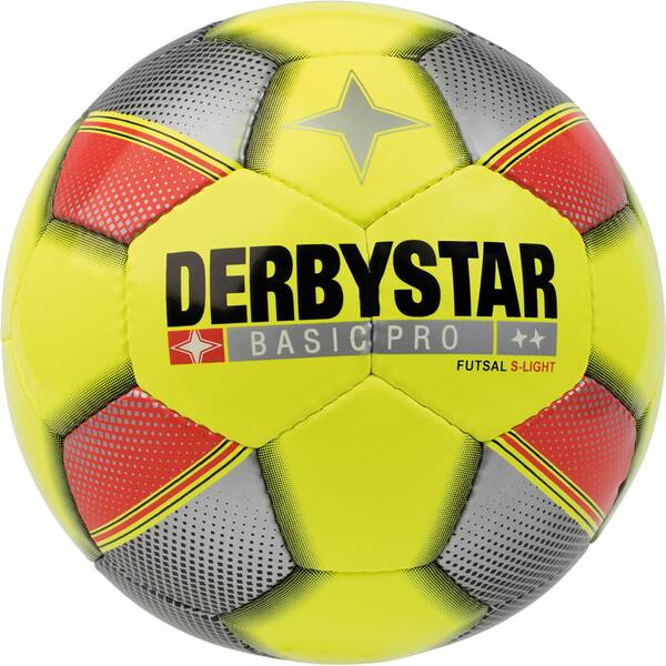 DERBYSTAR Ball FB-FUTSAL BASIC PRO S-LIGHT
