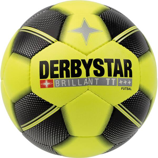 DERBYSTAR Ball FB-FUTSAL BRILLANT TT