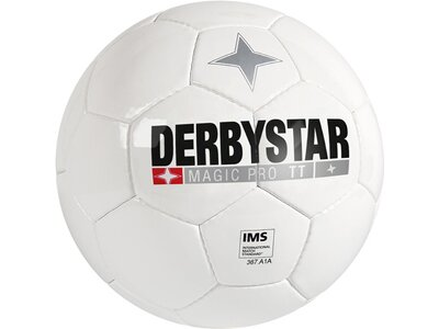 DERBYSTAR Ball Magic Pro TT Weiß