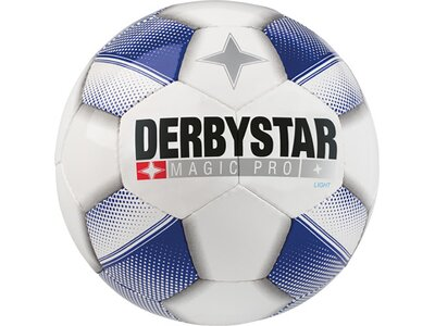 DERBYSTAR Ball Magic Pro Light Weiß