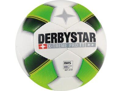 DERBYSTAR Ball X-Treme Pro TT Weiß