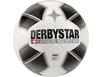 DERBYSTAR Equipment - Fußbälle Clublogo Pro Special Trainingsball Gr.5 F18 19/20 Weiß