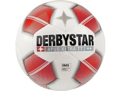 DERBYSTAR Ball Apus X-Tra TT Weiß