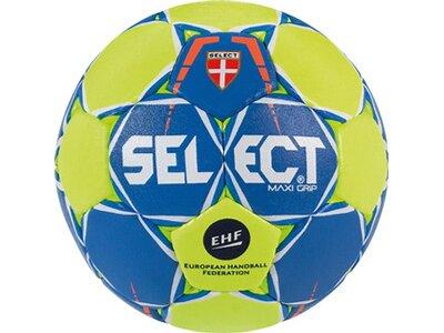 SELECT Handball Maxi Grip 2.0 Blau
