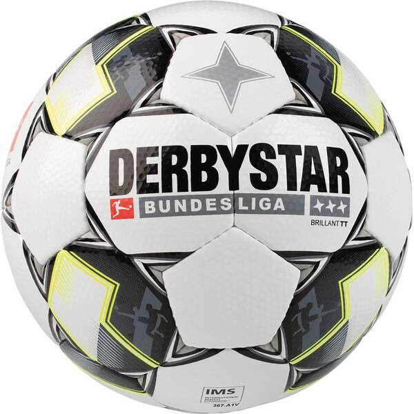 DERBYSTAR Ball FB-BL BRILLANT TT