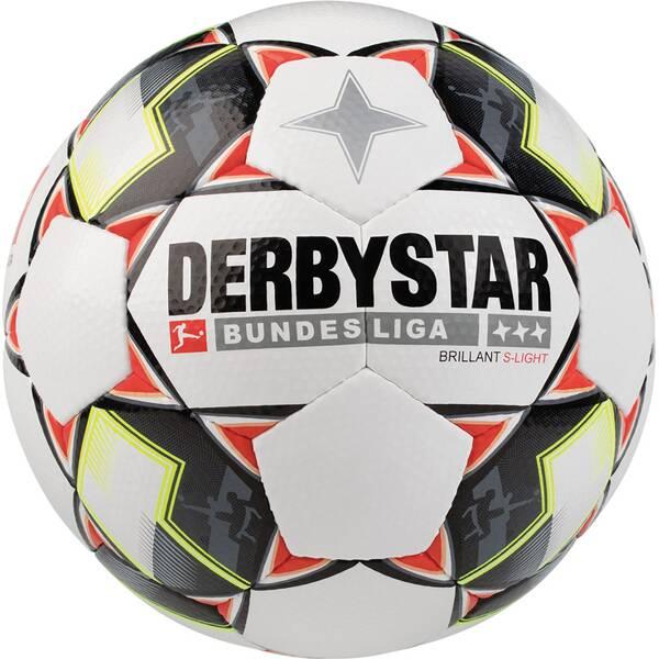DERBYSTAR Ball FB-BL BRILLANT S-LIGHT