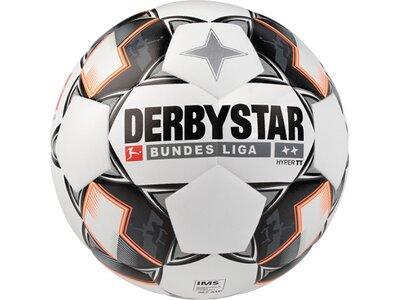 DERBYSTAR Ball FB-BL HYPER TT Weiß