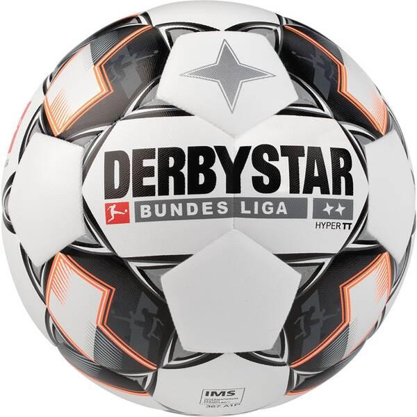 DERBYSTAR Ball FB-BL HYPER TT