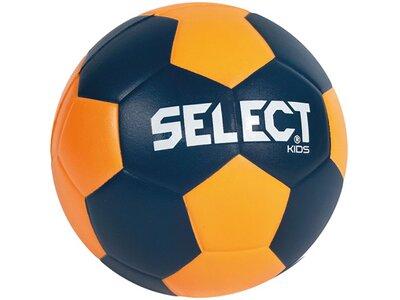 SELECT Ball Handball Kids III Blau