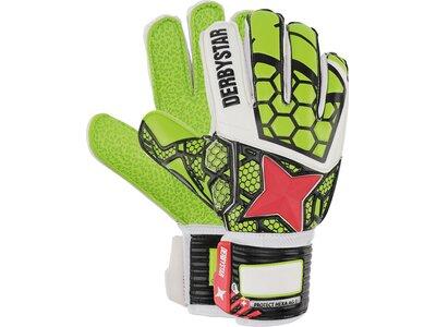 DERBYSTAR Herren Handschuhe Protect Hexa AG 1 Grün