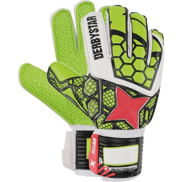 DERBYSTAR Herren Handschuhe Protect Hexa AG 1