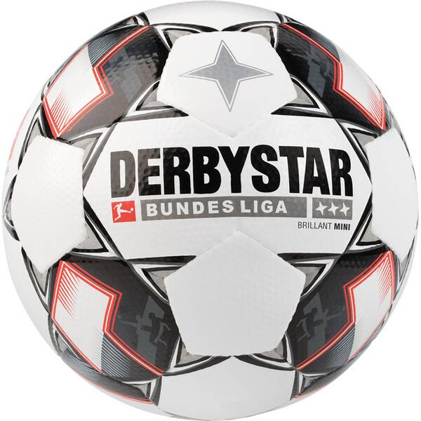DERBYSTAR Ball Bundesliga Brillant Mini